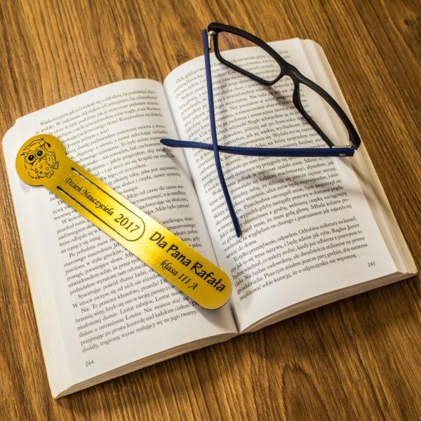 zakładki do książek na dzień nauczyciela